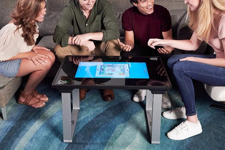 Arcade1Up Infinity Game Table Is A Giant Tablet For All Your Tabletop Gaming Needs