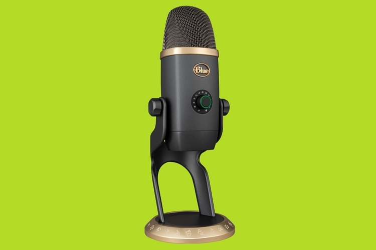 Blue Yeti X Wow Edition Mic Will Make You Sound Like An Actual Warcraft Character