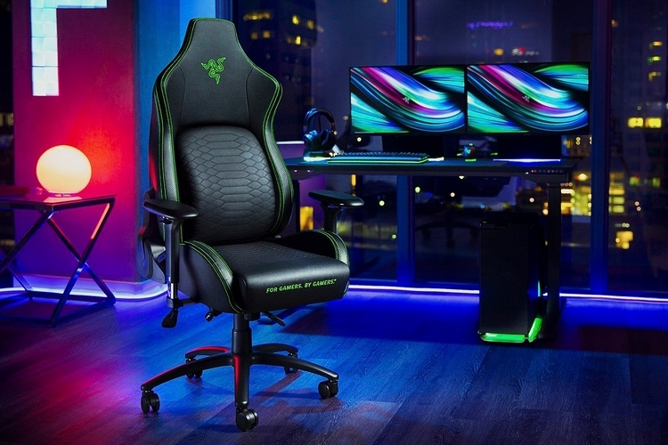 Razer Iskur Gaming Chair Brings Fully-Adjustable Lumbar Support To Your PC Gaming