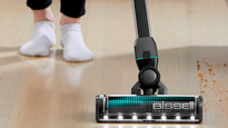 This cordless vacuum is great for pet hair and on sale for Cyber Monday