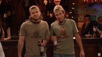 Morgan Wallen makes fun of himself on 'SNL' after he got kicked off for maskless partying