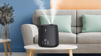 A humidifier can help hydrate your skin — these are on sale