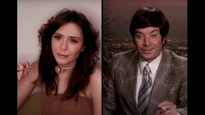 Elizabeth Olsen nails every era of late night TV in 'WandaVision' parody with a twist ending