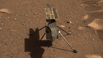 NASA's Mars helicopter, the Ingenuity, gets hit with a small flight delay