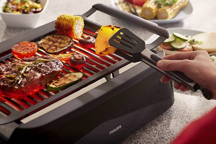 Enjoy Grilled Food From The Comfort Of Your Kitchen Counter With The Best Indoor Grills